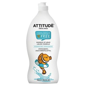 Attitude Little Ones Fragrance Free Washing Up Liquid