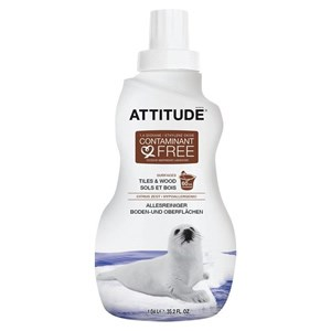 Attitude Surface Tile & Wood Cleaner - Citrus Zest
