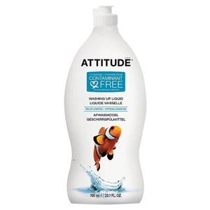 Attitude Washing Up Liquid 700ml