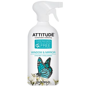 Attitude Window & Mirror Citrus Zest Cleaner