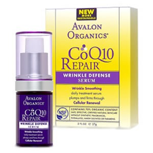 Compare retail prices of Avalon Organics CoQ10 Repair Wrinkle Defence Serum 16ml to get the best deal online