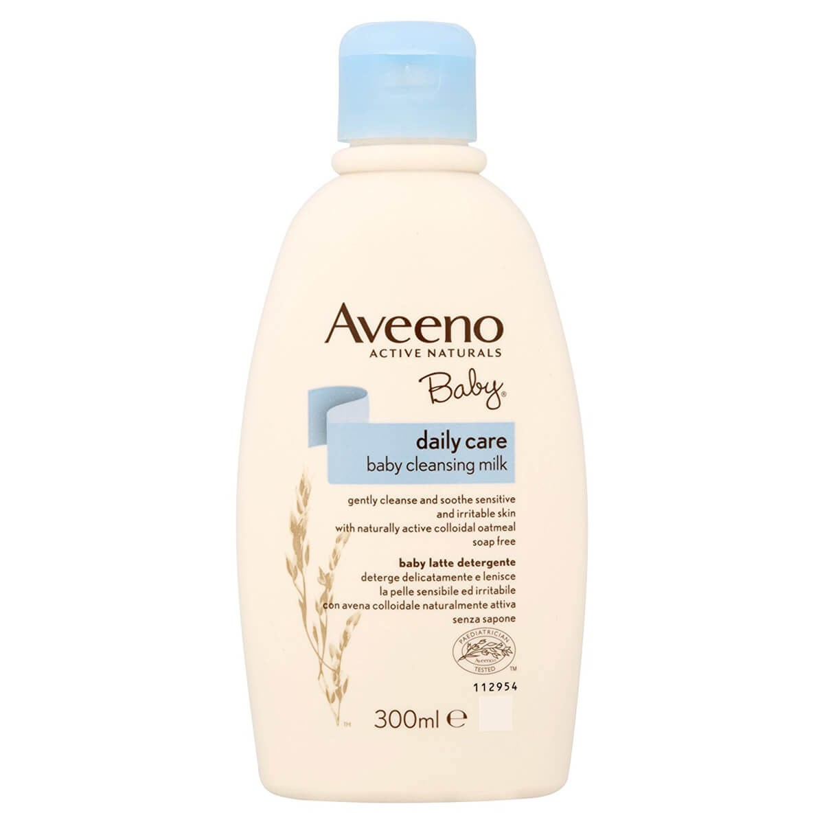 Aveeno Baby Daily Care Baby Cleansing Milk