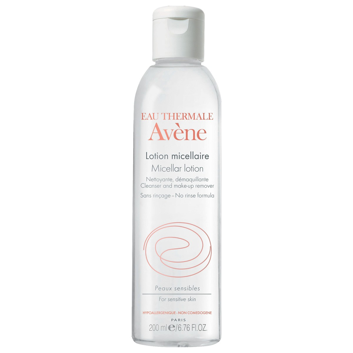 Avene Micellar Lotion Cleanser & Make-Up Remover
