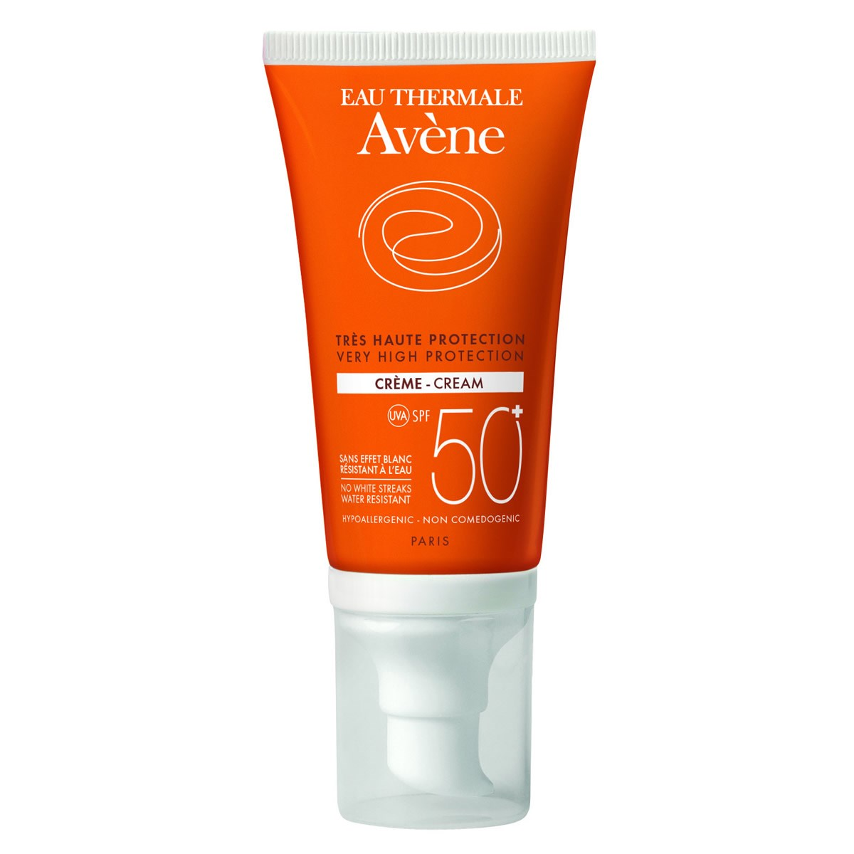 Avene Very High Protection Cream SPF 50+ For Dry Sensitive Skin
