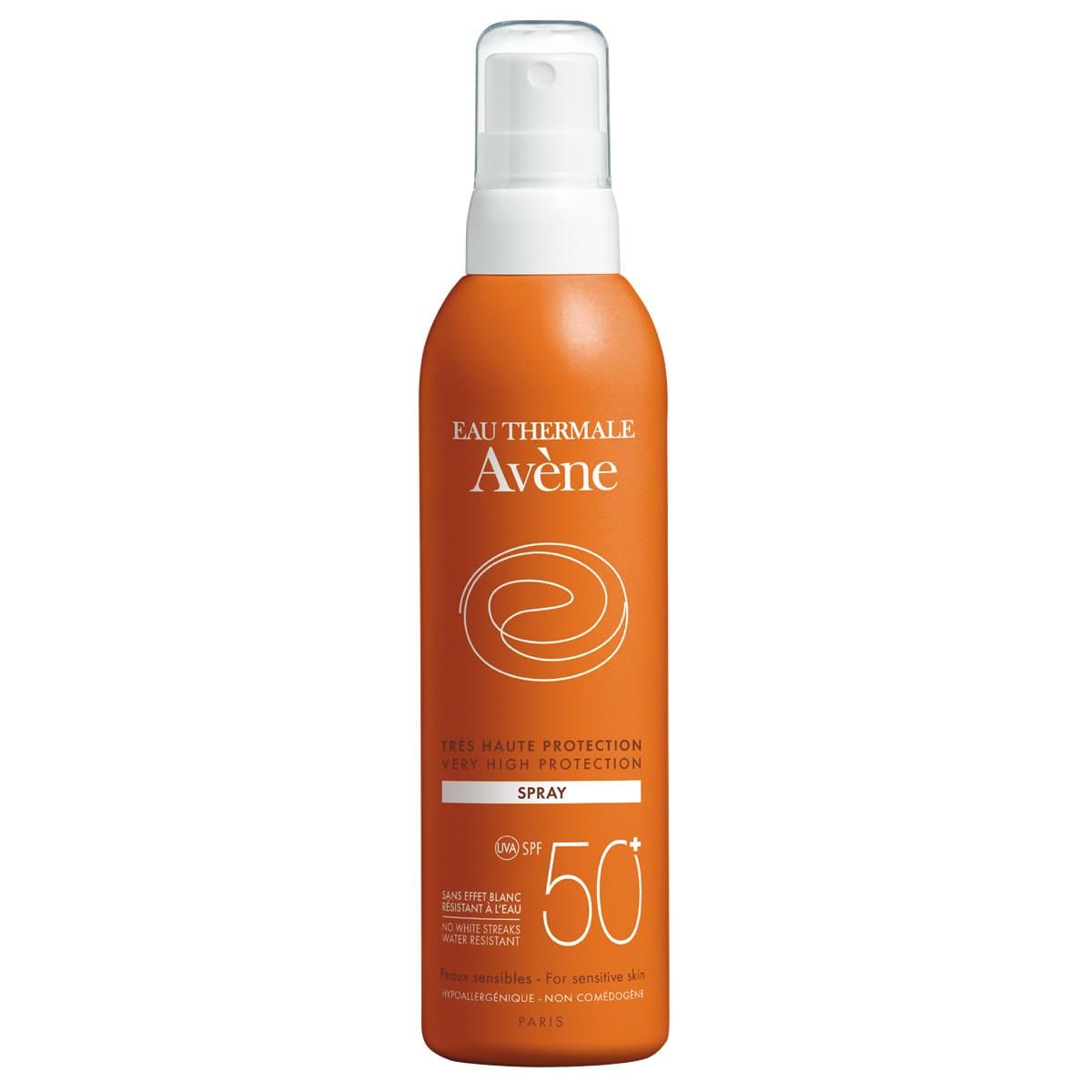 Avene Very High Protection Spray SPF 50+