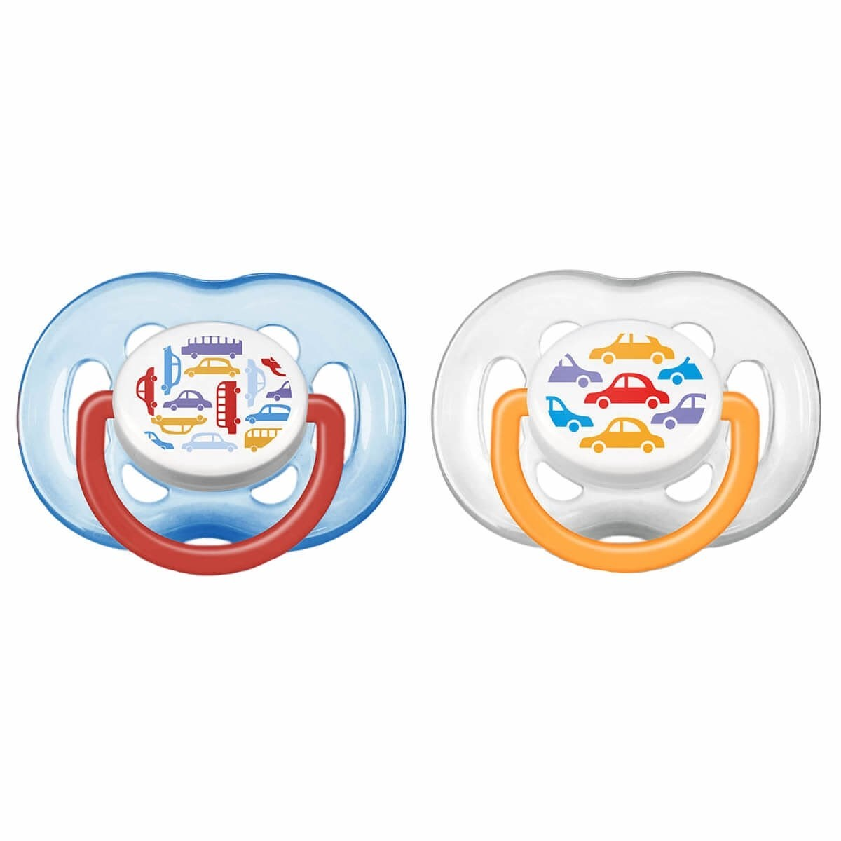 Avent Fashion Free Flow Silicone Soother 6-18m