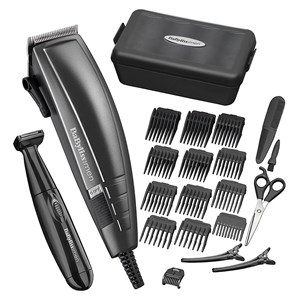 BaByliss For Men Home Hair Cutting Kit