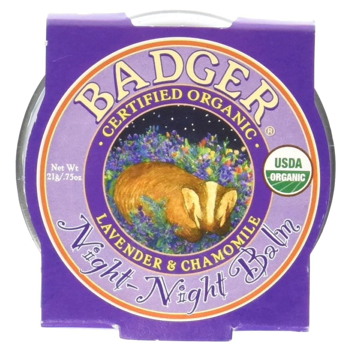Badger Balm Night Night Balm