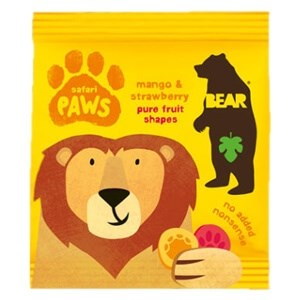 Bear Safari Paws - Mango & Strawberry