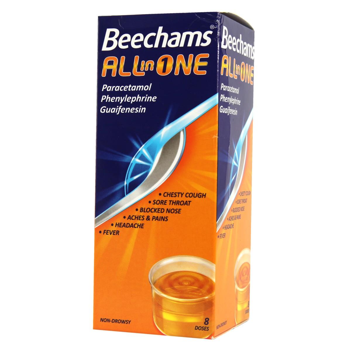 Beechams All - In - One Liquid