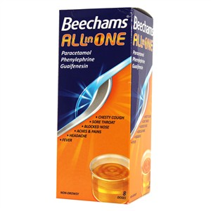 Beechams All - In - One Liquid