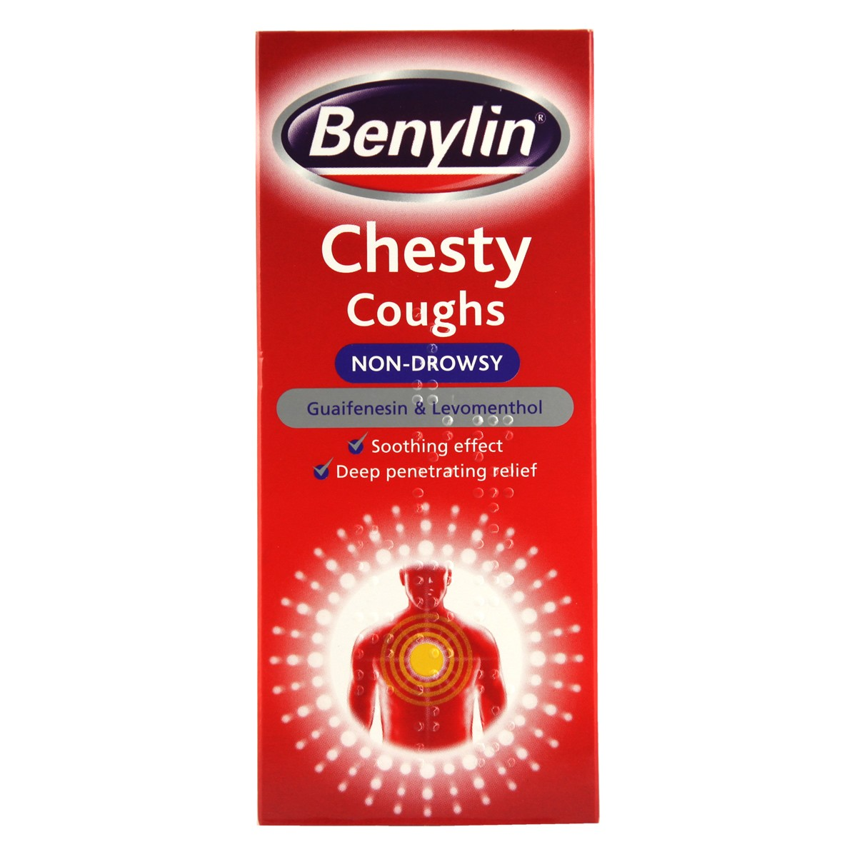Benylin Chesty Coughs Non-Drowsy