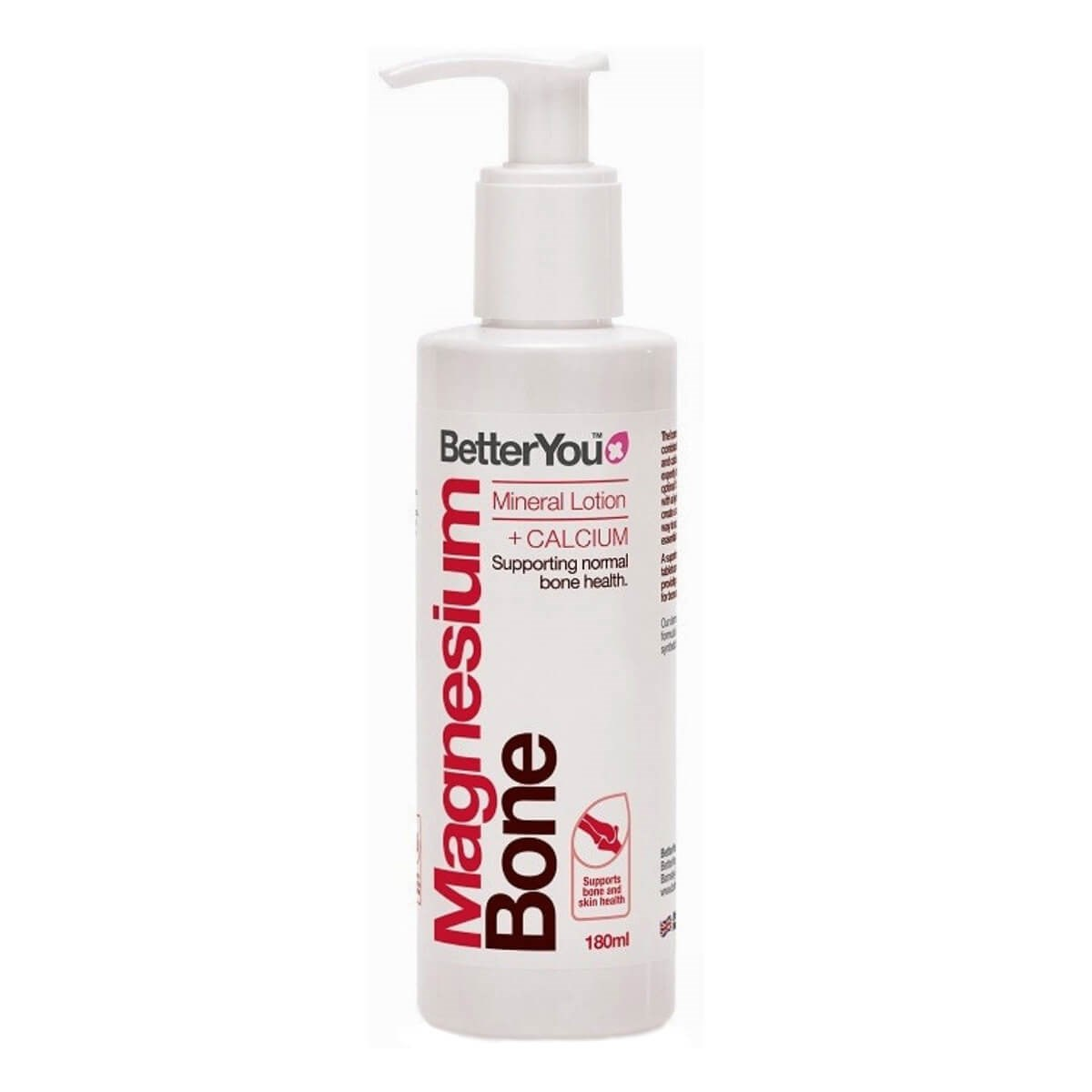 BetterYou Magnesium Bone Mineral Lotion