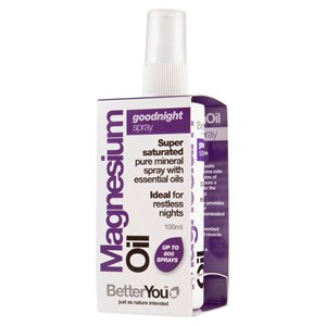 BetterYou Magnesium Oil Goodnight Spray