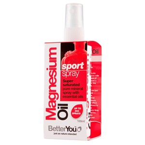 BetterYou Magnesium Oil Sport Spray