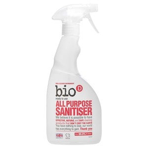 Bio D All Purpose Sanitiser