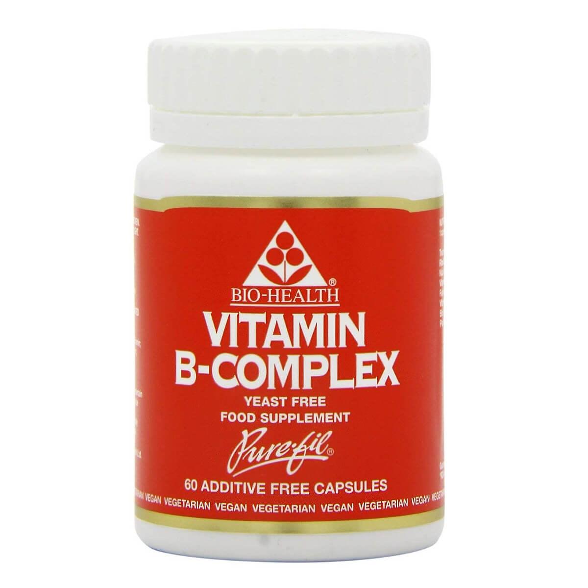 Bio-Health B Complex Capsules