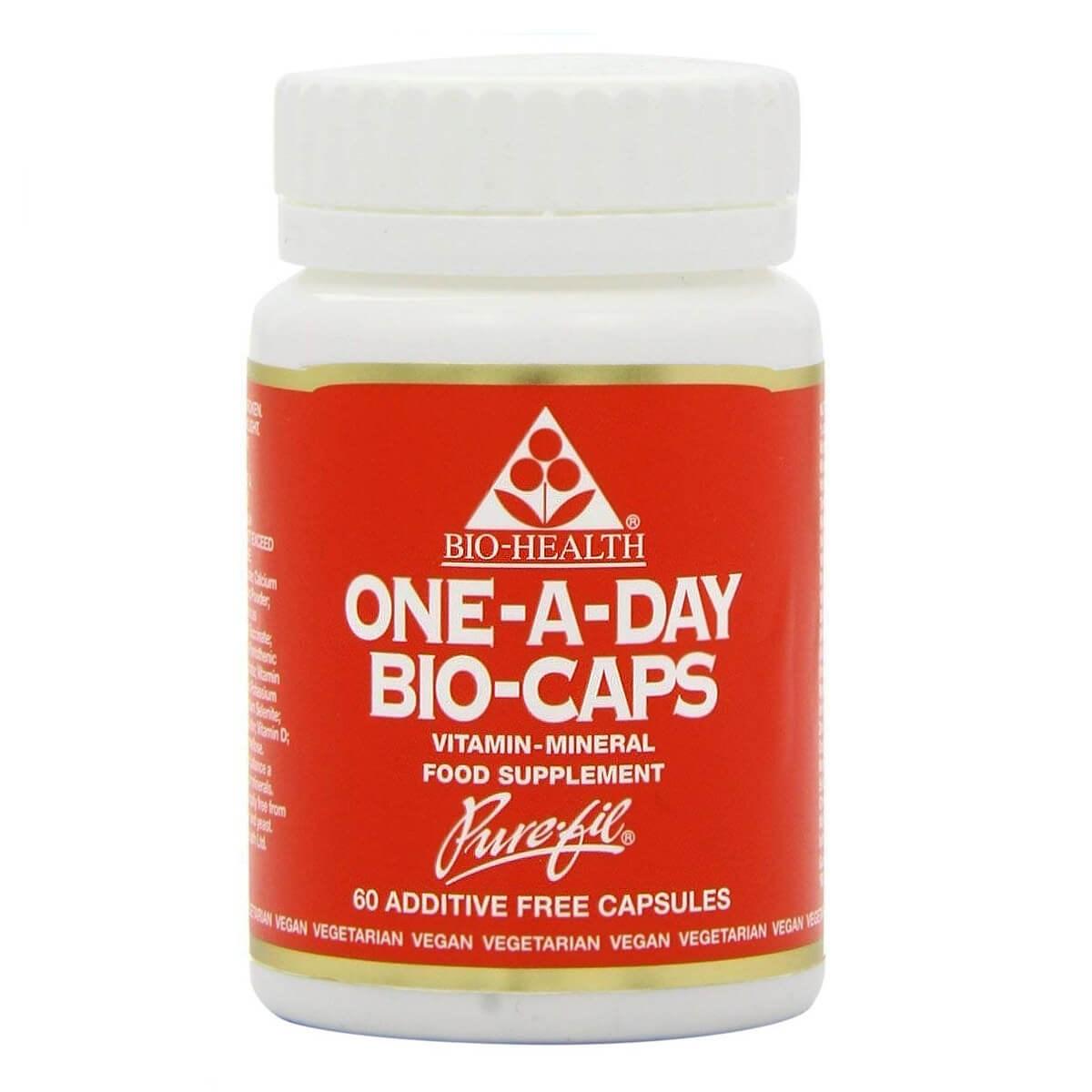 Bio-Health Bio-Caps Multivitamin and Mineral Capsules