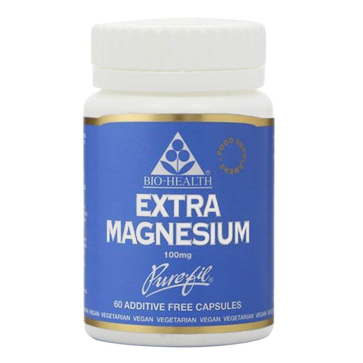 Bio-Health Extra Magnesium Capsules