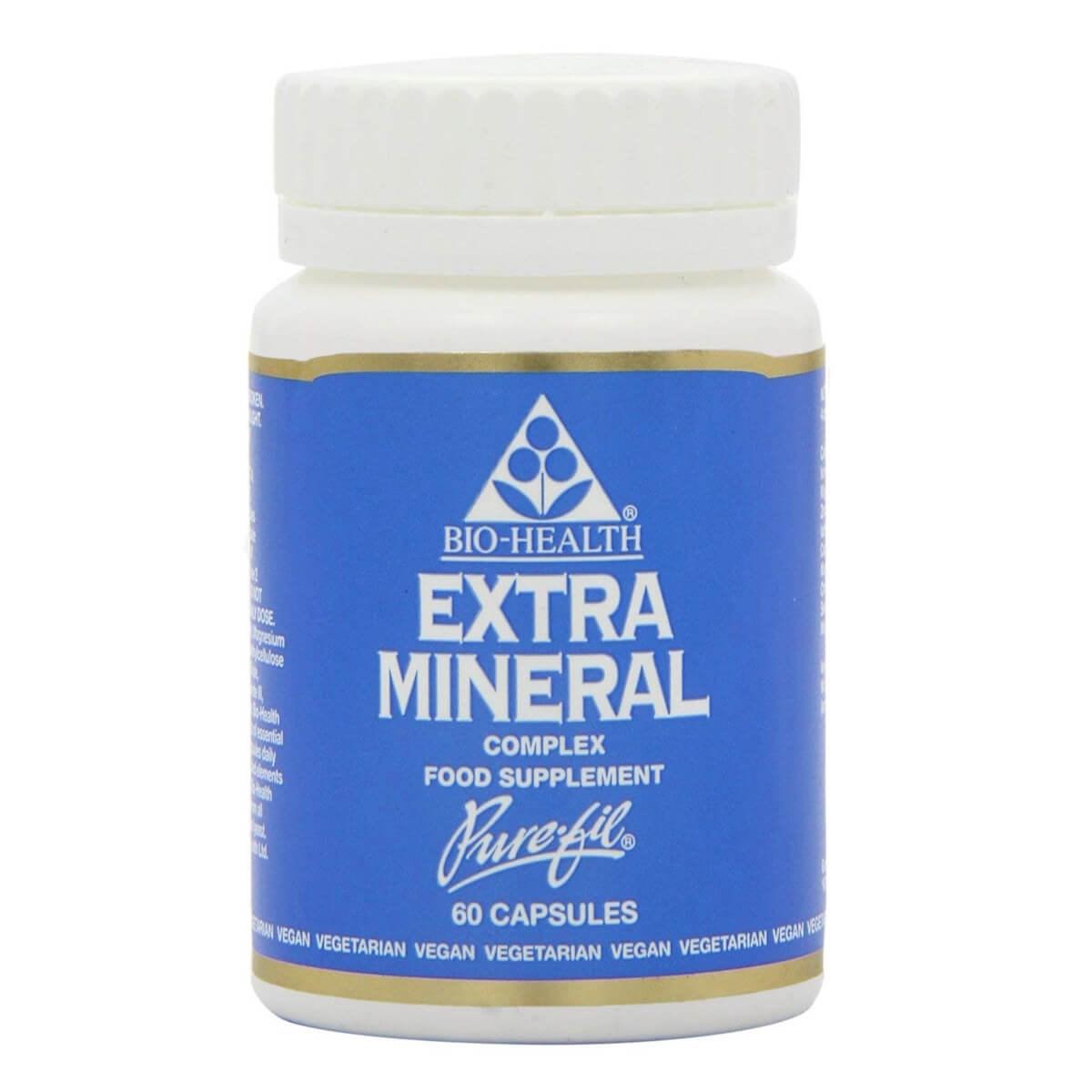 Bio-Health Extra Mineral Complex in Capsules