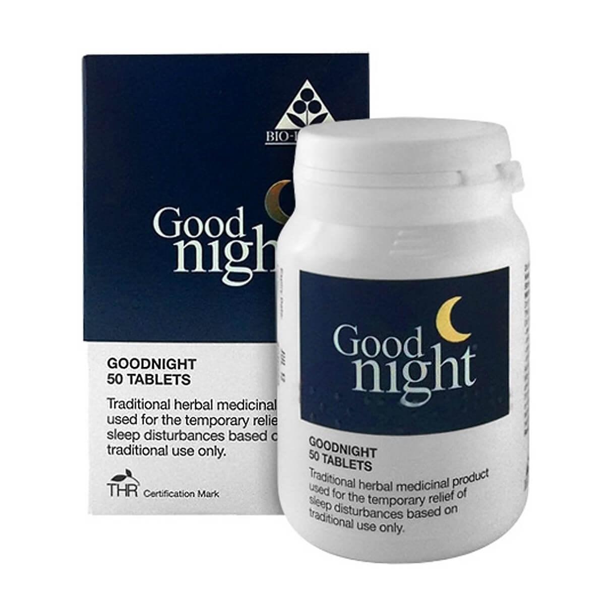 Bio-Health Good Night Herbal Tablets