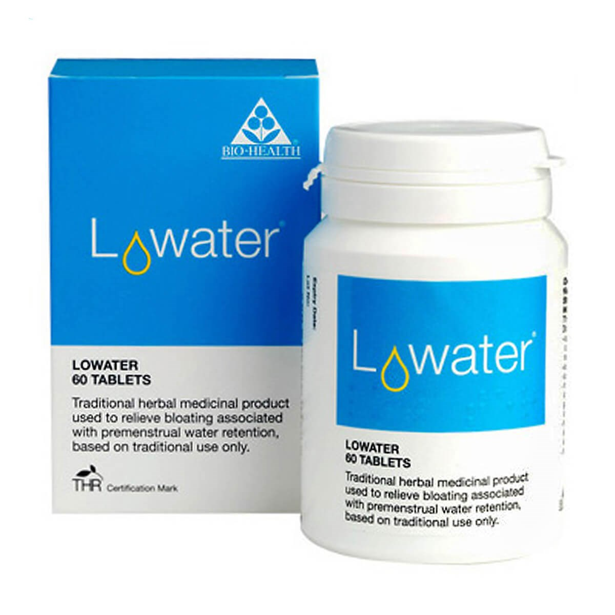 Bio-Health Lowater Tablets
