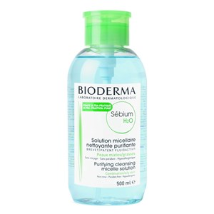 Skincare Bioderma Sébium H2O Purifying Cleansing Micelle Solution 500ml