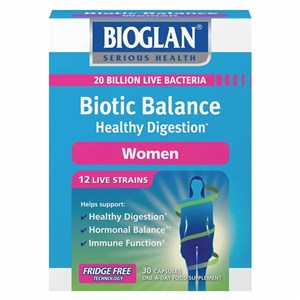 Bioglan Biotic Balance Capsules For Women