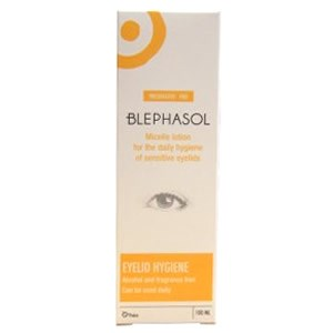 Blephasol Micelle Lotion for the Daily Hygiene of Sensitive Eyelids
