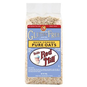 Bob's Red Mill Gluten Free  Pure Quick Oats