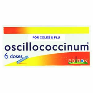 Boiron Oscillococcinum For Colds & Flu