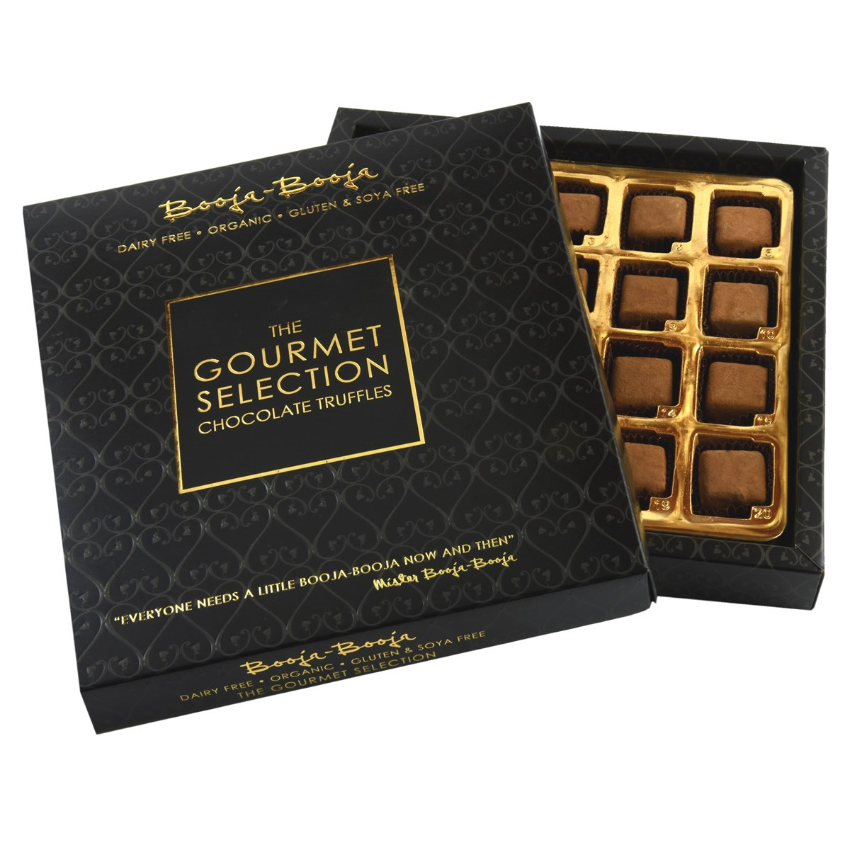 Booja-Booja The Gourmet Selection Chocolate Truffles
