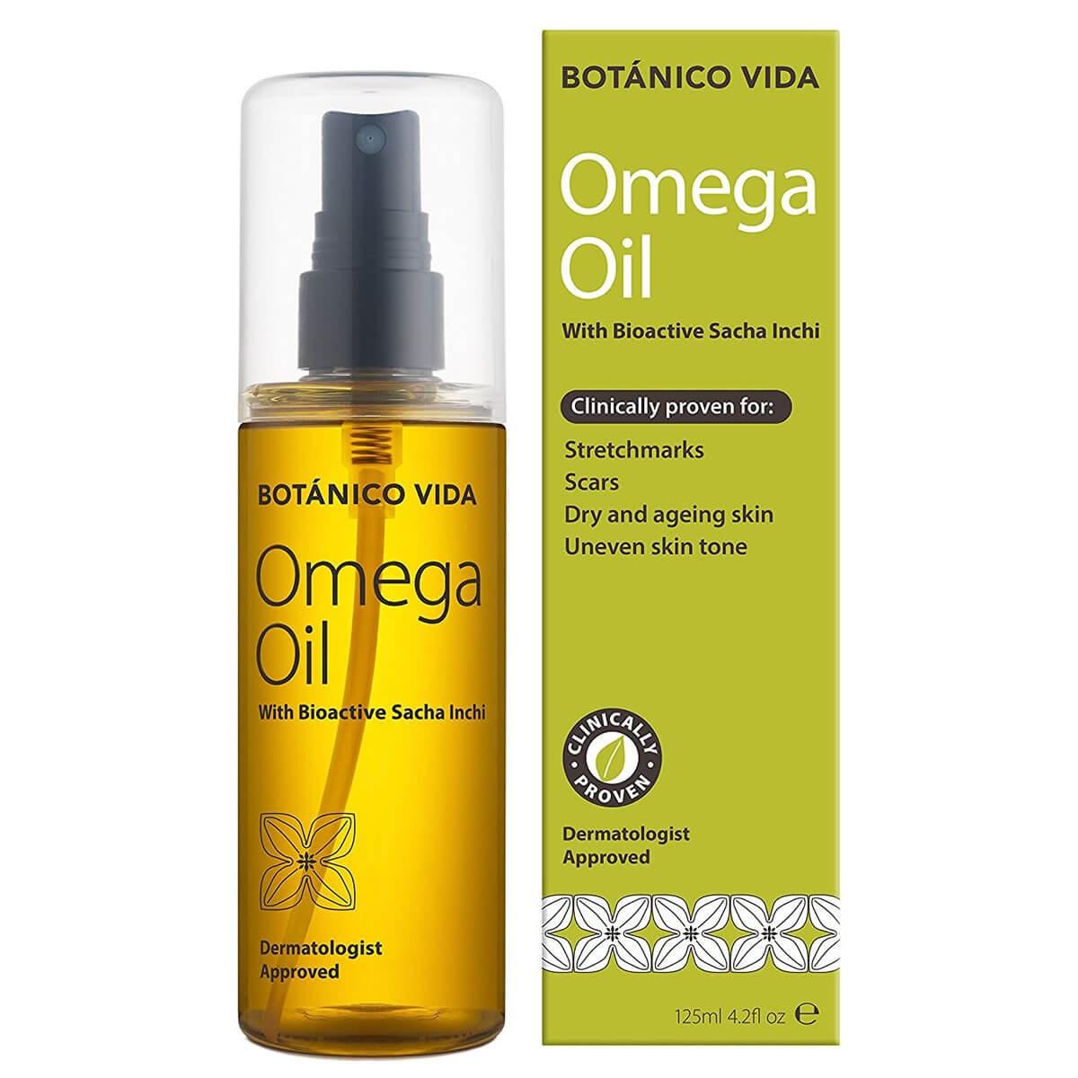 Botanico Vida Omega Oil with Bioactive Sacha Inchi