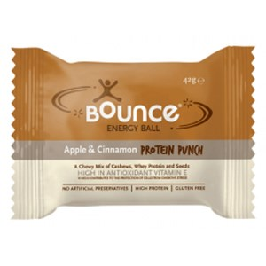 Bounce Apple & Cinnamon Protein Punch