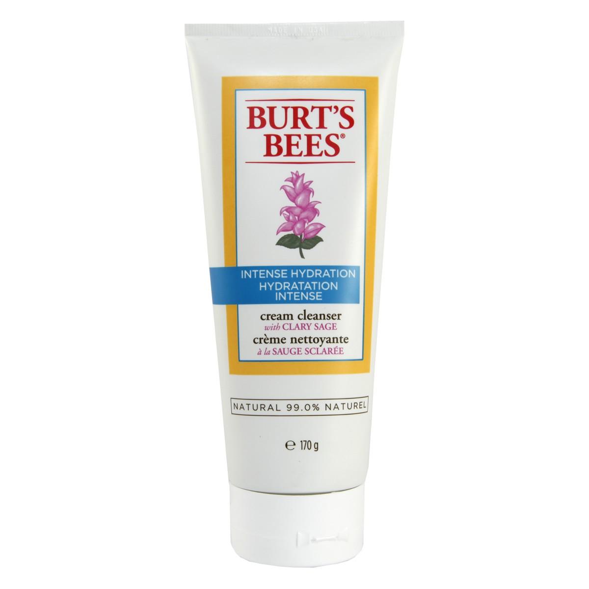 Burt`s Bees Intense Hydration Cream Cleanser