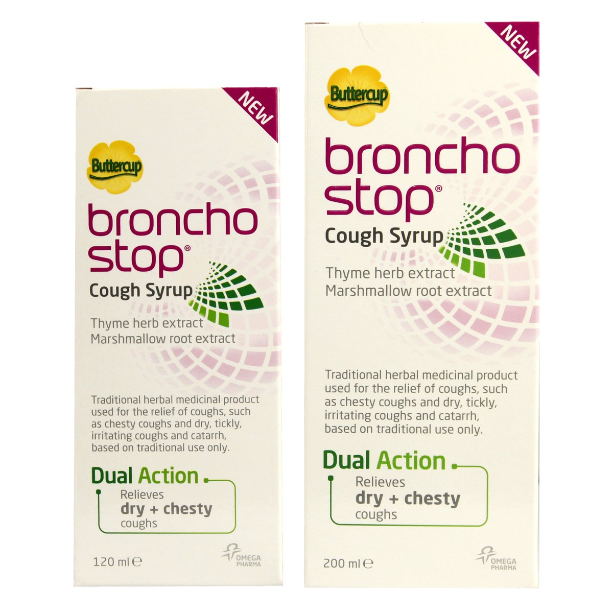 Buttercup BronchoStop Cough Syrup