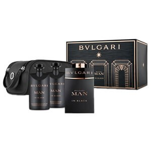 Bvlgari Man In Black EDT Gift Set