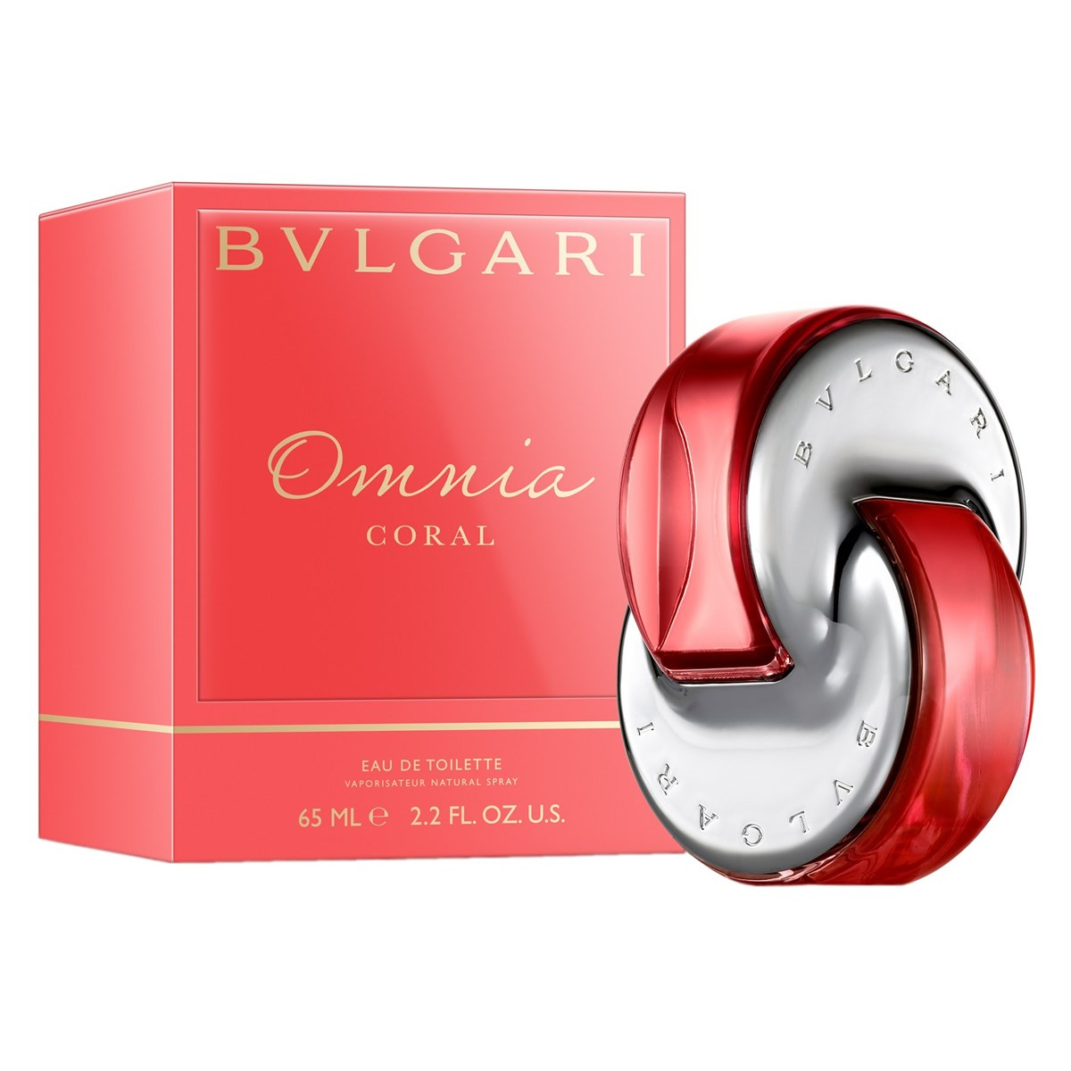Bvlgari Omnia Coral EDT For Her