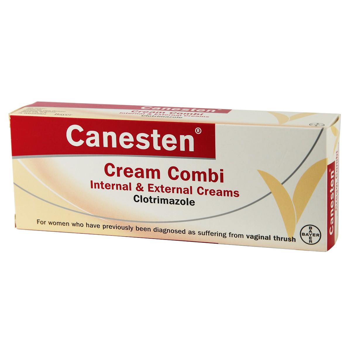 Canesten Cream Combi
