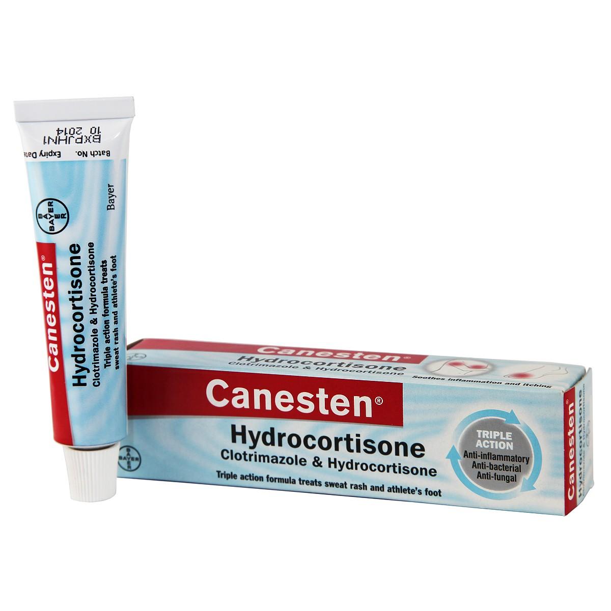 Canesten Hydrocortisone