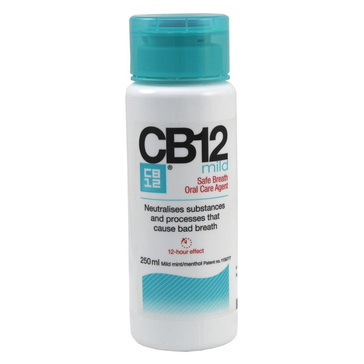 CB12 Mild Safe Breath Oral Care Agent Mouthwash
