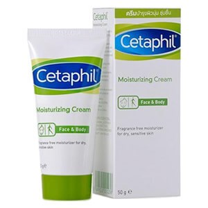 Cetaphil Moisturising Cream for Face & Body