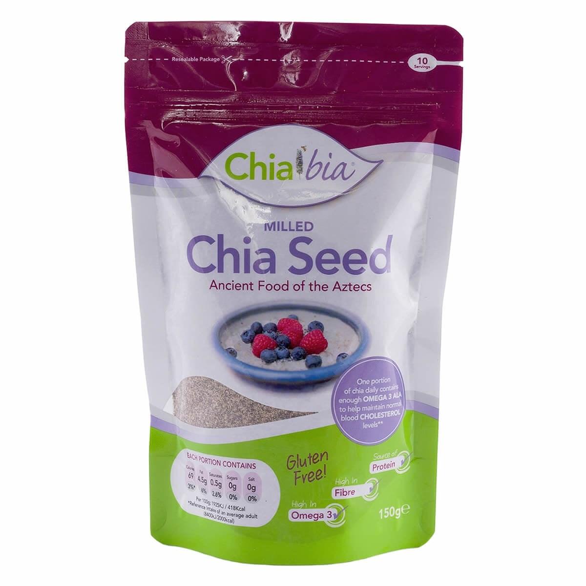 Chia Bia Milled Chia Seed 150g