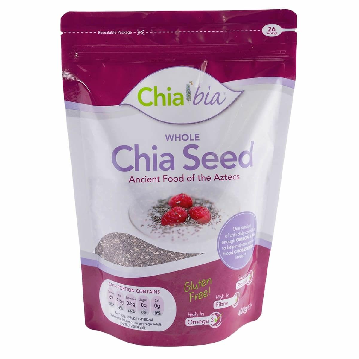 Chia Bia Whole Chia Seed 400g