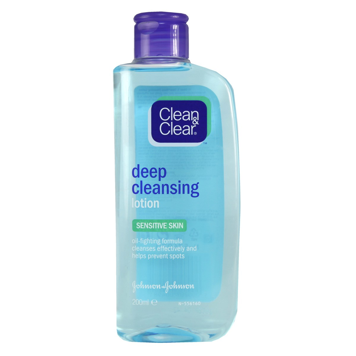Clean & Clear Deep Cleansing Lotion - Sensitive Skin