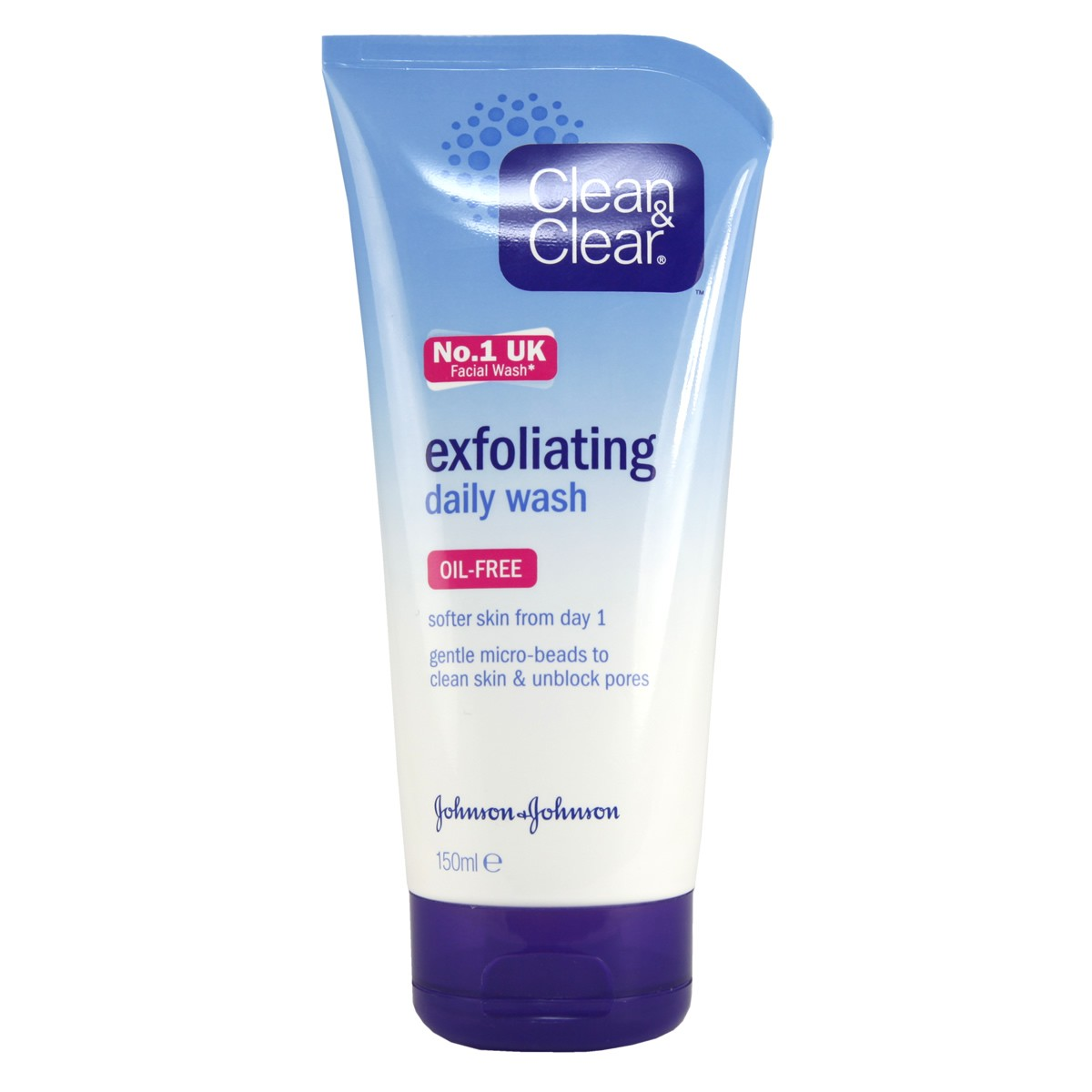 Clean & Clear Exfoliating Daily Wash - Oil Free