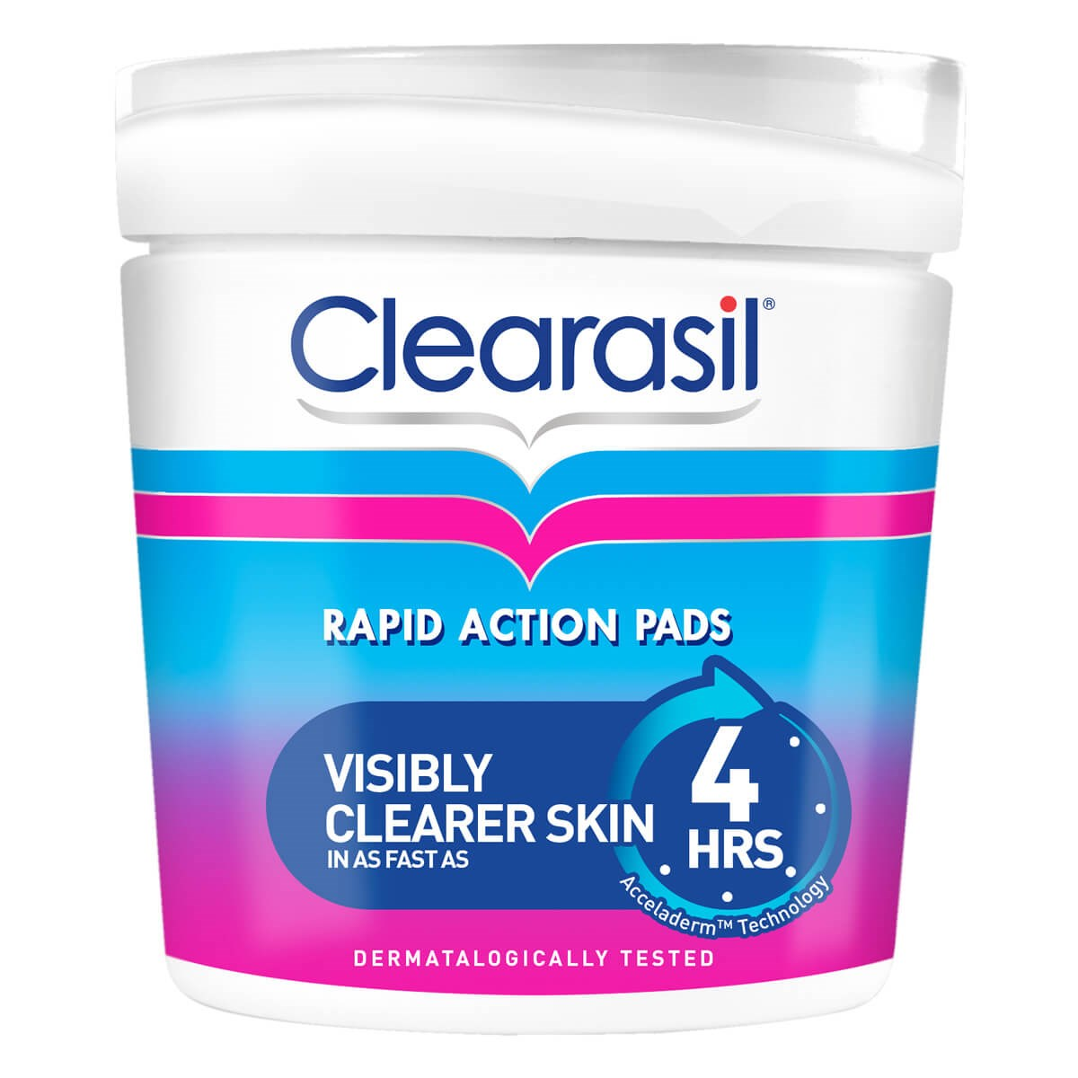 Clearasil Rapid Action Pads