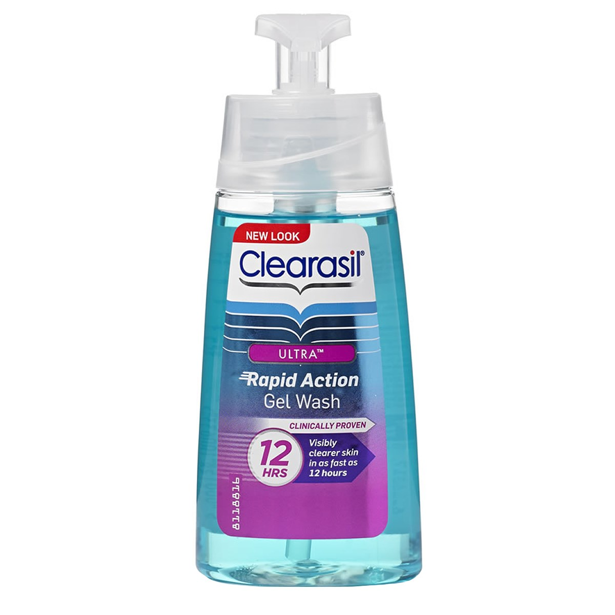 Clearasil Ultra Rapid Action Gel Wash