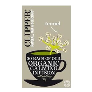Clipper Organic Calming Infusion - Fennel