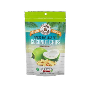 Coconut Merchant Baked Coconut Chips